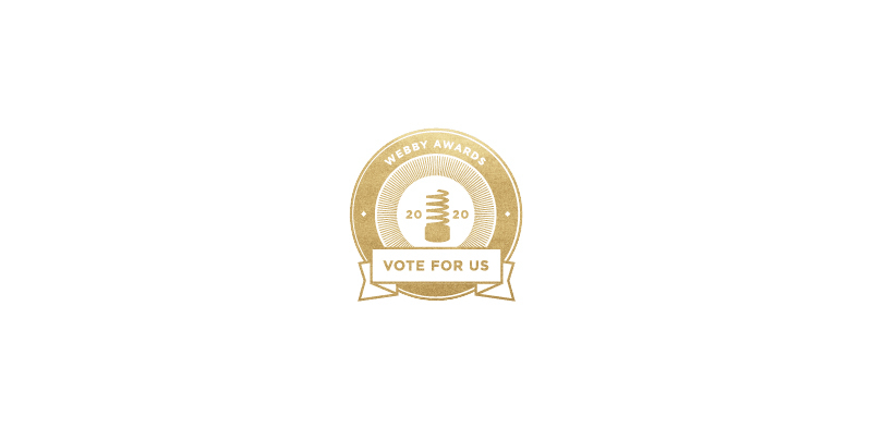 Site Badges 2020 Gold Vote For Us Whitegold 01