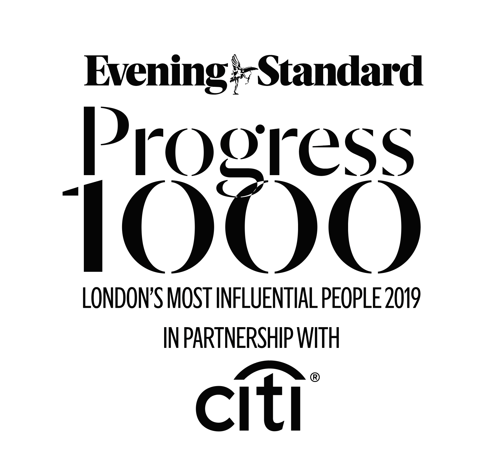 Evening Standard Progress 1000 2019 In Partnership With Citi